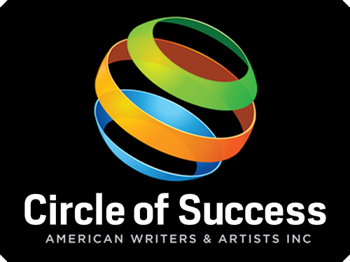 logo for Circle of Success, American Writers & Artists Inc
