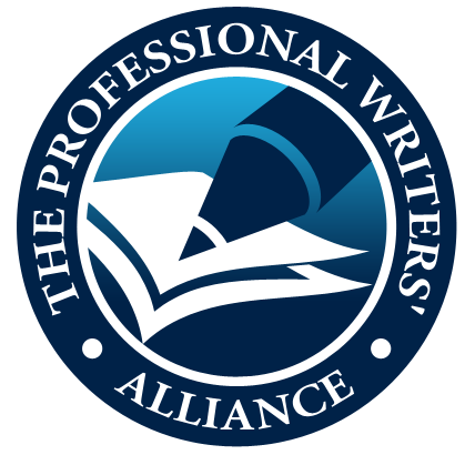 logo for The Professional Writers' Alliance